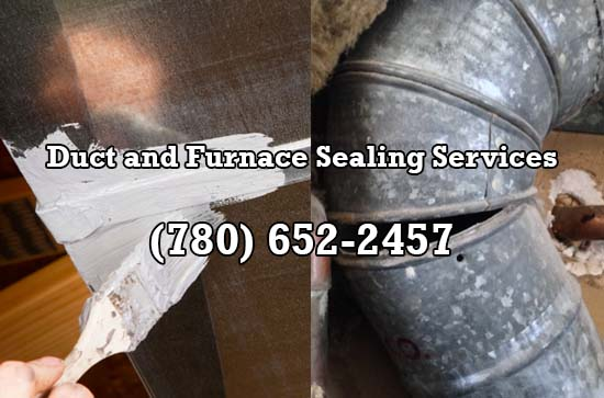 professional air duct sealing services
